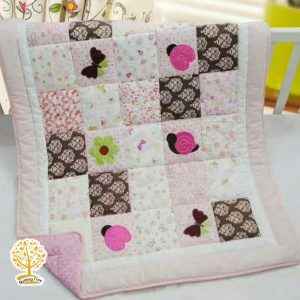 butterfly playmat and comforter