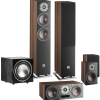 5.1 Dali Oberon 5 Speaker Package (with Oberon 1)